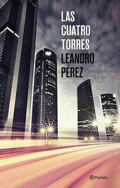 Fútbol y novela negra interesante combinación de la mano de Leandro Pérez.Para saber si está disponible en la biblioteca, pincha a continuación: http://absys.asturias.es/cgi-abnet_Bast/abnetop?SUBC=441&ACC=DOSEARCH&xsqf01=cuatro+torres+leandro+perez #novelanegra