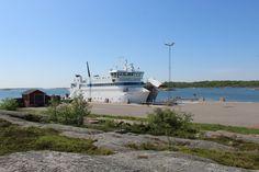 Archipelago ferry Aland islands