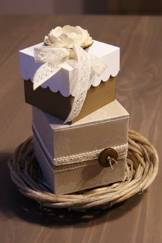 Cute Giftboxes by @jennifer Pauli