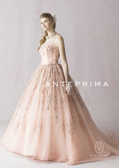 Colored Wedding Gowns, Pink Gowns, Colored Wedding Dresses, Beautiful Long Dresses, Beautiful Outfits, Junior Prom Dresses, Disney Princess Dresses, Dress Hairstyles, Fantasy Dress