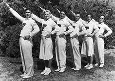 fifties cheerleaders