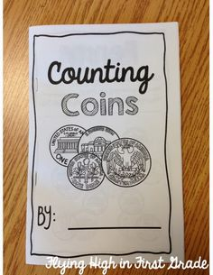 Flying High In First Grade: Hairy Money {and a freebie}
