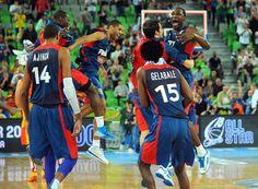 Espagne - France : 72-75