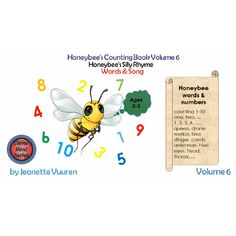 isiXhosa numbers 1 - 10 - Teacha! Hip Hop Songs, Rap Songs, Honey Bee Facts, Drone Bee, Counting Books, Rhyming Words, Queen Bees, School Projects, Xhosa