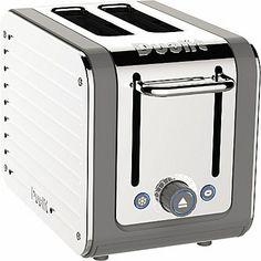 £55  DUALIT Architect two-slice toaster