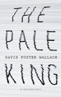 The Pale King, cover by Jonathan Gray