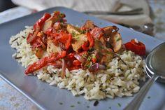 China Hähnchen - Rezept - GuteKueche.ch Grains, China, Food, Indian Recipes, Fresh, Easy Meals, Essen, Meals, Seeds