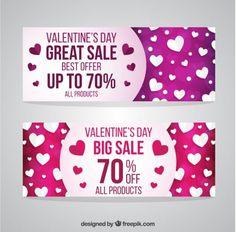 15 Free Download Valentines Day Web Banner
