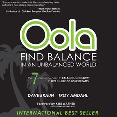 Oola: Find Balance in an Unbalanced World (Unabridged) - Dave...: Oola: Find Balance in an Unbalanced World (Unabridged) -… #Nonfiction