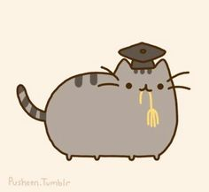 College Pusheen