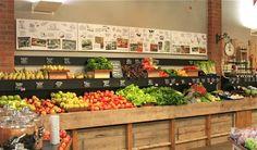 Home - Farndon Fields Farm Shop Vegetable Shop, Design A Space, Fruit Shop, Farm Shop, Home Jobs, Sustainable Design, Retail Design, Agriculture, Liquor Cabinet