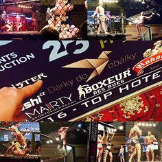 Jsme partnerem sportovní události XFN! #darkydoobalky #doobalky #xfn #xfn2 #martialarts #ufc #mma #mma2016 #luxury #luxurylife #menstyle #cage #gentleman #gentlemen #sport5 #waletka #fights #fight