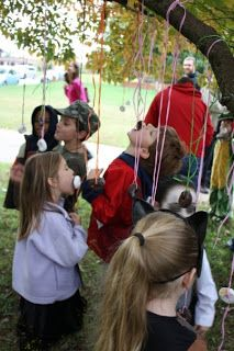 Our Southern Nest: Halloween Birthday Party