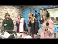 [SBS]최화정의파워타임,낮보다는 밤, EXID 라이브