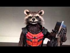 Animatronic Japanese Rocket Freaks Out Guardians Of The Galaxy Director | Comicbook.com