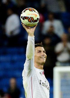 Cristiano Ronaldo | Real Madrid CF #soccer #football #madrid #ronaldo