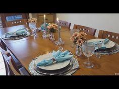 Recebendo amigos para jantar + Preparo + Mesa posta + Receita - VLOG - YouTube