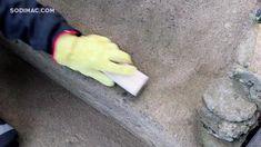 Aprende a reparar los peldaños de una escalera de cemento u hormigón, una reparación más simple de lo que imaginas #SodimacHomecenter #DIY #Proyectos