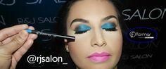 Deja de ser una MB (mujer básica)  y atrévete a lucir radiante y diferente con los colores vibrantes de @FlormarPty #ultrablueeyeliner #blueroyal #intenso #makeupartis #makeup #eyes #artliner #rjsalon #flormarpty R&J SALON PREVIA CITA 394 8158 / 59 BETHANIA. CAMINO REAL @jkharyn @rodolfoalexander NUESTRO TRABAJO ES GARANTIZADO.