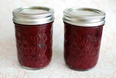 Strawberry Blueberry Jam Found on Bean Town Baker  A blog about canning, dehydrating, food preservation, self-sufficiency, homesteading.