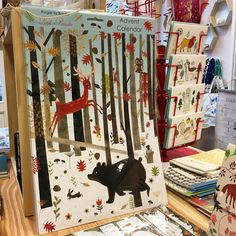 Kabinett Store in the Netherlands has plenty of our Advent Calendars in stock!