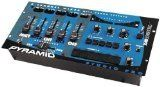 Pyle Pyramid PM4800 4 Channel Rack Mount Stereo Dj Mixer with Sound Effects   - 3 Channel Mixer - LED Level Meter - Power On/Off Switch w/LED Indicator - Separate Bass/Treble Tone Control - Master Level Control - Assignable Read  more http://themarketplacespot.com/dj-equipment/pyle-pyramid-pm4800-4-channel-rack-mount-stereo-dj-mixer-with-sound-effects/  To find more electronic products reviews click here