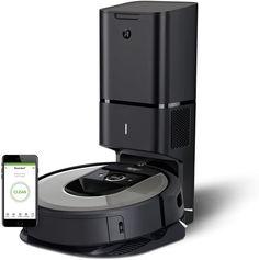 iRobot Roomba i7+ (i7556) Saugroboter, , intelligente Raumerfassung, Zeitplanreinigung, 2 Multibodenbürsten, WLAN Staubsauger Roboter, App-Steuerung, Ideal für Tierhaare Baby Boy Camo, Camo Baby Stuff, Home Gadgets, Latest Gadgets, Ipod, Newborn Fashion, Electronic Deals, I Robot, Photo Storage