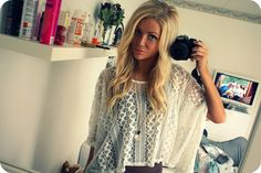 Swedish stylist Isabelle Stromberg has amazing tastes in clothes and posts something new every day.