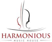 Violin Musical Logo Template