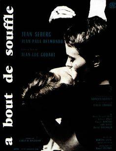 A Bout de Souffle (Jean-Luc Godard)