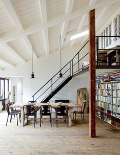 Loft Spaces an entry from live | lofts, bricks and natural light