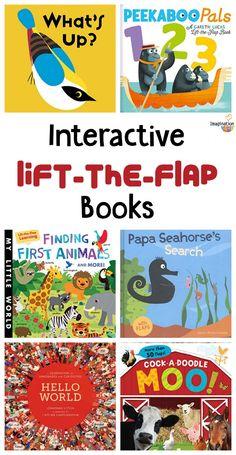NEW Lift-the-Flap Bo