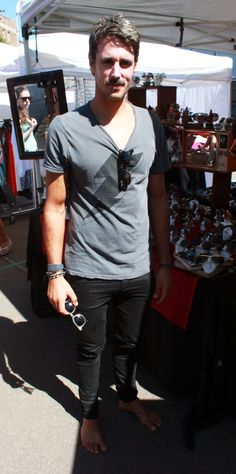 """Street Style @ Bondi Market  """"Greg Bishop,  Has no particular style. Bit of a chameleon. Like to mix n' match thing."""""""