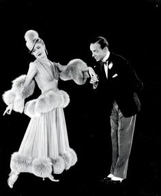Ginger Rogers with Fred Astaire, The Story of Vernon and Irene Castle, 1939