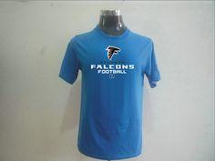 Professional USA Cheap Atlanta Falcons Big Tall Critical Victory L Blue NFL Nike T-Shirt Supplier Online http://www.wucheap.com