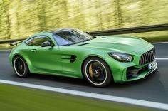 Mercedes-AMG GT R- The Beast from the Green Hell