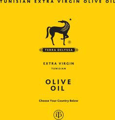 Tunisian organic extra virgin olive oil