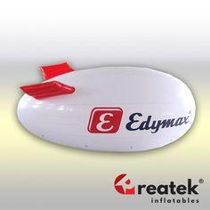 Výroba lietajúcej reklamy, héliová reklama, reklamné hélové vzducholode a reklamné héliové balón s veľkosťou od 3 m. Electronics, Consumer Electronics
