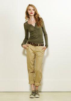 Spring 2014 Women  63-8517 Spring 2014, Cashmere, Khaki Pants, Autumn, Clothes, Women, Fashion, Outfits, Moda