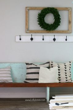 How to install peel and stick shiplap. Love this easy real barnwood wall treatment. Such an easy farmhouse wall decor solution. Shiplap Wood, Wood Planks, Reclaimed Barn Wood, Weathered Wood, Peel And Stick Shiplap, Pine Walls, Farmhouse Wall Decor, Ship Lap Walls, Wood Pieces