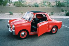 1959 Autobianchi Bianchina 500 Transformable