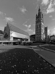 ARQA - Market Hall, en Ghent