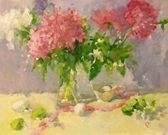 Spring Bouquet by artist Karen Meredith. #art found on the FASO Daily Art Show - http://dailyartshow.faso.com