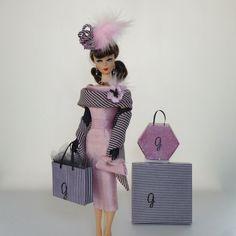 """OOAK Handmade Vintage Barbie/Silkstone Fashion by Roxy- """" GISELLE """"   eBay"""