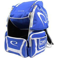 6a129eaf56f Latitude 64 DG Luxury E2 Disc Golf Bag Disc Golf Bag, Golf Bags For Sale