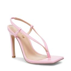 Steve Madden Outlet, Steve Madden Store, Patented Products, Winnie Harlow, Sleek Look, 4 Inch Heels, Sky High, New Shoes, Pretty In Pink