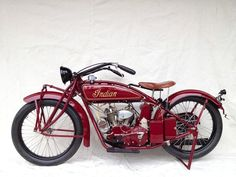 1924 Indian Scout V Twin