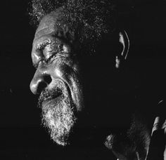 Luther Allison :: American blues guitarist born in 1939 in Widener, Arkansas. Heard him play live in Chattanooga.