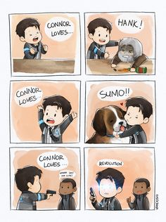 I'm gonna pet Sumo forever