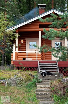 Feels like home. Visit Denmark, Getaway Cabins, Cozy Cabin, Love Home, Best Cities, Countryside, Cabin Fever, Family Holiday, Landscape